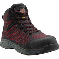 Dickies Dickies Liberty Safety Boot Red - Size 8