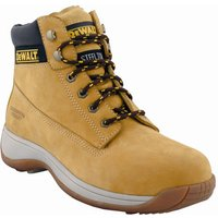 DeWalt DeWalt Apprentice Safety Boots Tan Size 7