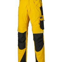 Dickies Dickies DP1000 Pro Trousers Yellow/Black 32 Tall