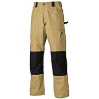 Dickies Dickies Grafter Duo Tone Trousers Khaki/Black 42T