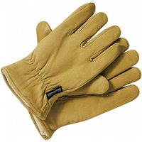 Click to view product details and reviews for Dickies Dickies Lined Leather Work Gloves.