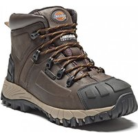 Dickies Dickies Medway Super Safety Boot Brown Size 11.5