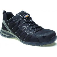 Dickies Dickies Tiber Safety Trainer Black (Size 4)