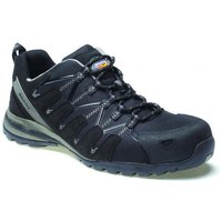 Dickies Dickies Tiber Safety Trainer Black (Size 9)