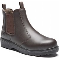 Dickies Dickies Super Safety Dealer Boot Brown (Size 10)
