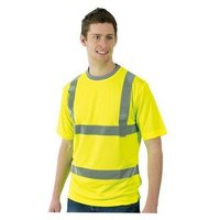 Dickies Dickies Hi-Vis Safety T Shirt - Large