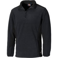 Dickies Dickies Micro Fleece Black Large