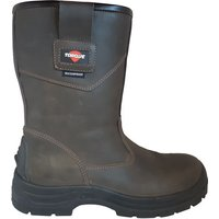 Click to view product details and reviews for Torque Torque Rigger Brown Safety Boot.