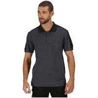 Click to view product details and reviews for Regatta Regatta Professional Contrast Collection Trs174 Coolweave Polo Shirt Grey.