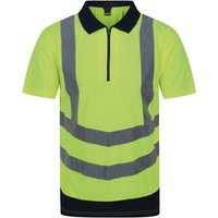 Click to view product details and reviews for Regatta Regatta Professional Trs189 Hi Vis Pro Polo Yellow Or Orange.