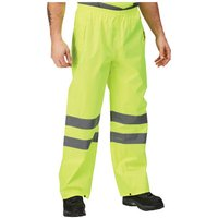 Click to view product details and reviews for Regatta Regatta Professional Trw498 Hi Vis Pro Packaway Trousers Yellow Or Orange.