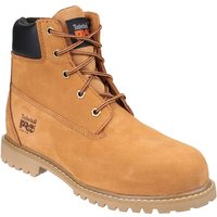 Timberland Pro® Timberland PRO® Waterville Wheat Lace up Water Resistant Safety Boot Size 7