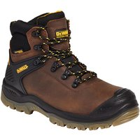 Click to view product details and reviews for Dewalt Dewalt Newark Brown Waterproof Safety Hiker Boots Sizes 7 To 11.