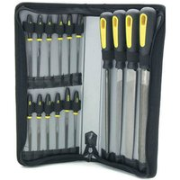 Machine Mart 16 Piece File & Needle-File Set