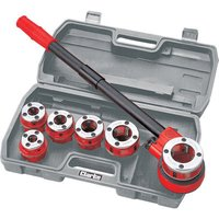 Clarke Clarke CHT392 - 6 Piece Pipe Threading Kit