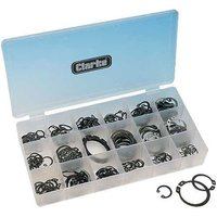 Clarke Clarke CHT395 - 225 Piece Circlip Assortment