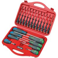 Clarke Clarke CHT647 20 Piece Screwdriver Set