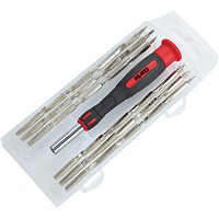 Clarke Clarke CHT737 31pc Precision Screwdriver & Bit Set