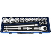 Britool Britool Expert 20 Piece 3/4 Drive Socket Set 19-55mm