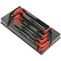 Facom Facom MOD.89TX 7 Piece Metric Torx Key Set