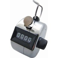 Machine Mart Hand Tally Counter 4 Digit
