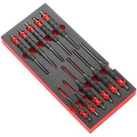 Machine Mart Xtra Facom  MODM.CG1 7 Piece Sheathed Drift Punch and Chisel Set