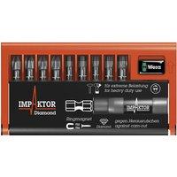 Click to view product details and reviews for Wera Wera 8740 51 55 67 9 Imp Dc Bit Check Impaktor Ph Pz Hex Torx 10 Piece Set.