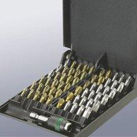 Machine Mart Xtra Wera Bit-Safe Torsion Pz Ph2 Tx Sl Hex 61 Pieces