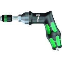Machine Mart Xtra Wera 7442 Torque Screwdriver 3Nm-6Nm Adjustable Pistol Grip 7400