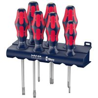 Wera Wera Red Bull Racing 334/350/355 7 Rack Kraftform Plus Lasertip Screwdriver Set