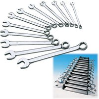 Clarke Clarke PRO20 12-Pce Metric Combination Spanner Set