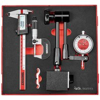Teng Teng Tools TEDIMM 3 Piece Measuring Tool Set