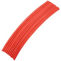 Machine Mart 10 Piece Heat Shrink Tubing - 3/16 (4.7mm)