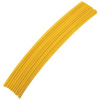 Machine Mart 10 Piece Heat Shrink Tubing -1/4