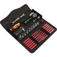 Wera Wera Kraftform Kompakt W1 35 Piece Maintenance Tool Set