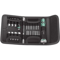 Wera Wera Kk Zyklop 1/4 Drive 26 Piece Set & Ratchet