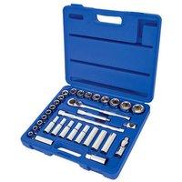 Laser Laser 3284 32 Piece 1/2 drive Socket Set