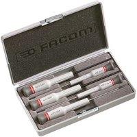 Facom Facom AEF.J5 Case Set Of 5 Micro-Tech Screwdrivers