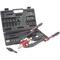 Laser Laser 3736 Heavy Duty Riveter, Nut Riveter and Lock Bolt Kit