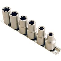 Laser Laser 5150 6 piece 1/2 drive EPL Socket Set