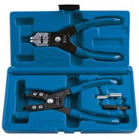 Machine Mart Xtra Laser 5215 - 2 Piece Internal/External Circlip Plier Set