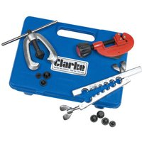 Clarke Clarke CHT229 Pipe Flaring & Cutting Kit