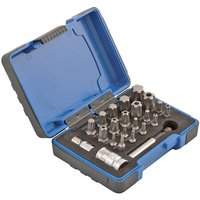 Click to view product details and reviews for Laser Laser 5031 23 Piece Torx Plus Bit Set.