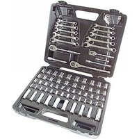 Machine Mart Xtra Laser 3500 89 Piece Socket and Wrench Set