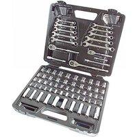 Machine Mart Xtra Laser 3500 89 Piece Socket and Wrench Set