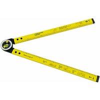 Machine Mart 24 (600mm) Ruler & Angle Finder