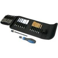 Laser Laser 4710 20 Piece Wire Brush Set