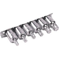 Machine Mart 6 Piece 3/8 Drive Torx Bit Set