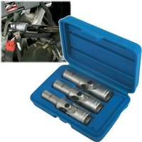 Laser Laser Glow Plug Socket Set 3pc