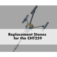 Clarke Clarke Coarse Replacement Stones For CHT259